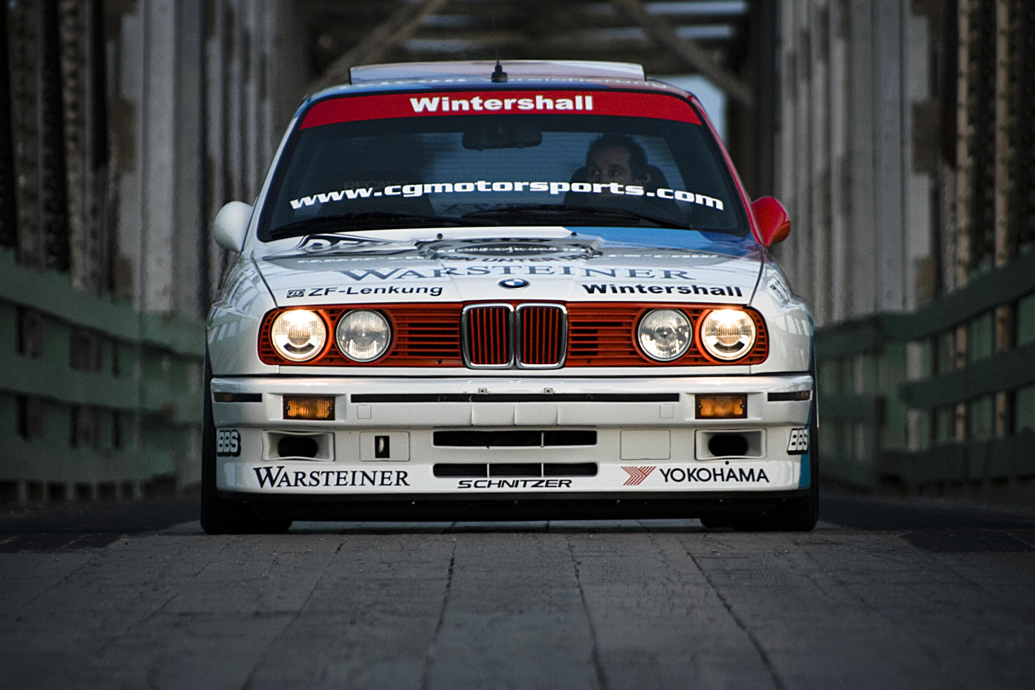 Warsteiner E30 M3 Replica Cg Motorsports