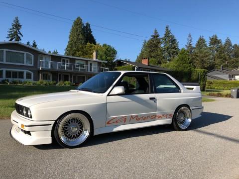 Bmw E30 M3 Tribute Cg Motorsports